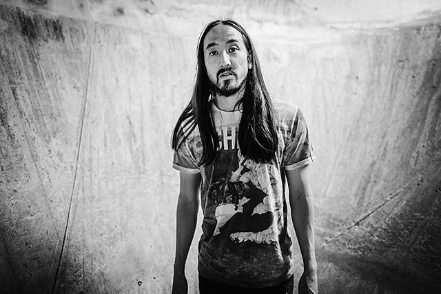 American DJ and producer Steve Aoki. Exclusive Portrait. :