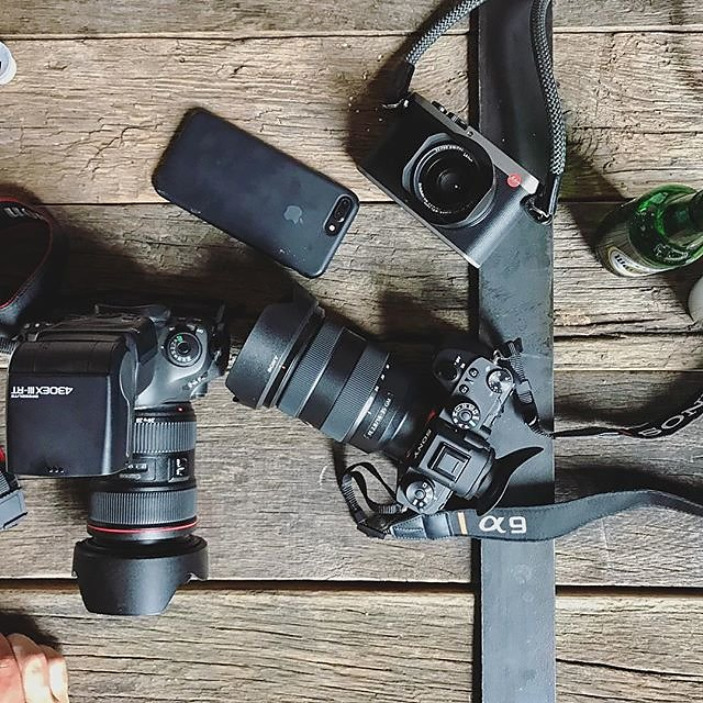 Parookaville Festival 2017. Photo porn with @foto_tomas and his Canon 5DsR, my Sony A9 plus SEL1635GM and Leica Q #menschfotograf #michaelimhof #parookaville #pv17 #A9 #alphaddicted #sonysel1635gm #professionalphotographer #festivalphotographer #festivall